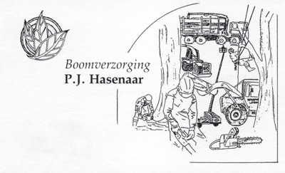visitekaartje 1978